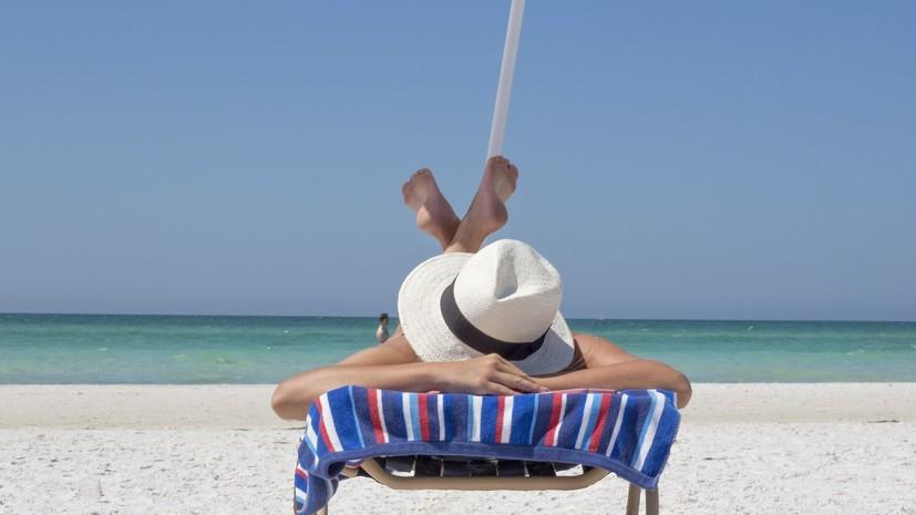 Аллерголог рассказал о возможном вреде от пребывания на солнце