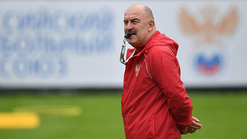 Черчесов прокомментировал решение УЕФА разрешить международные матчи в Грозном