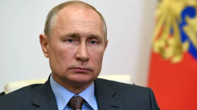 Путин назвал вклад СССР и Красной армии в разгром нацизма решающим