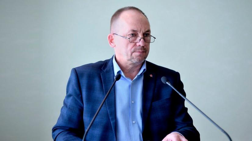 Министр здравоохранения Удмуртии заболел коронавирусом