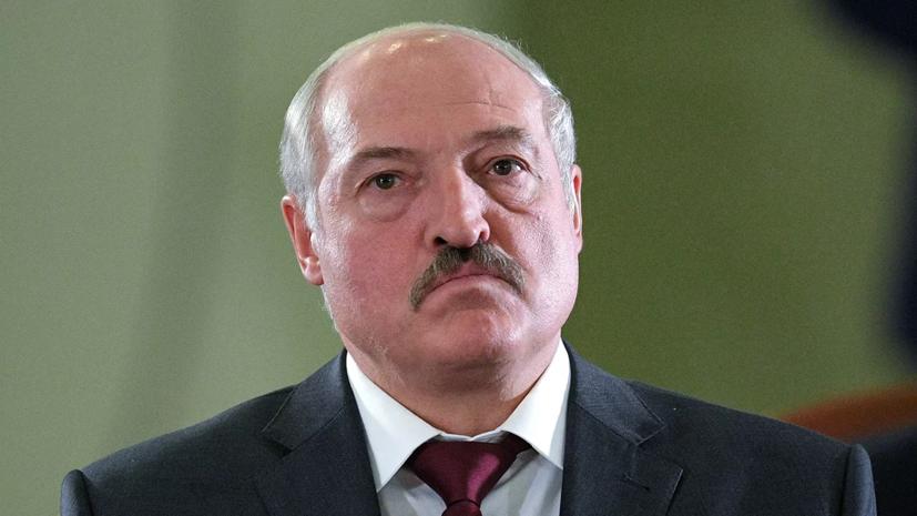 Лукашенко рассказал о «пацанах», которых используют политические силы