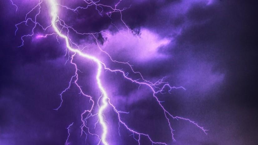 Заслуженный спасатель России рассказал, как уберечься от удара молнии