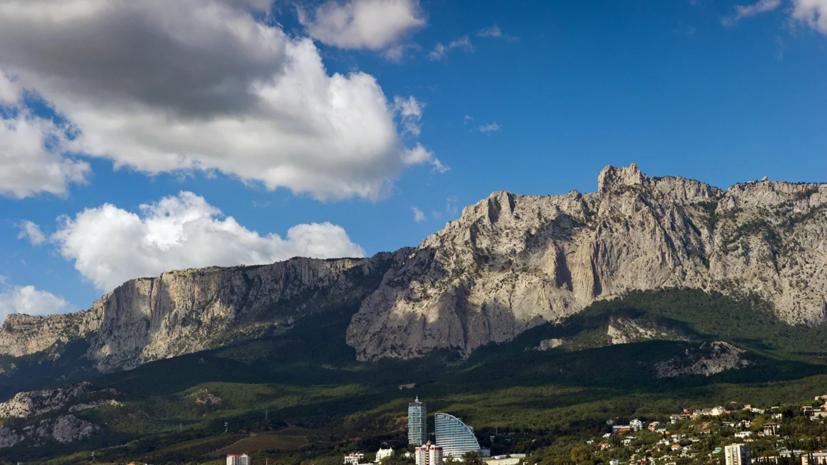 В Крыму обнаружены крупные запасы подземных пресных вод