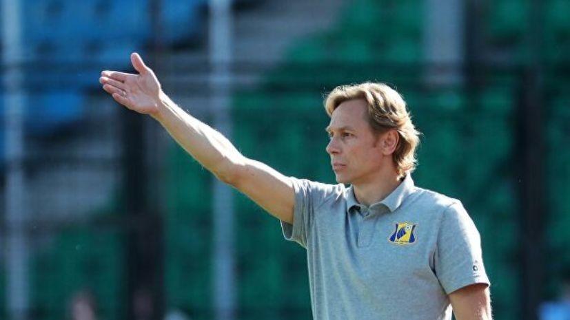 Карпин: все игроки и тренеры «Ростова» будут болеть за наших детей