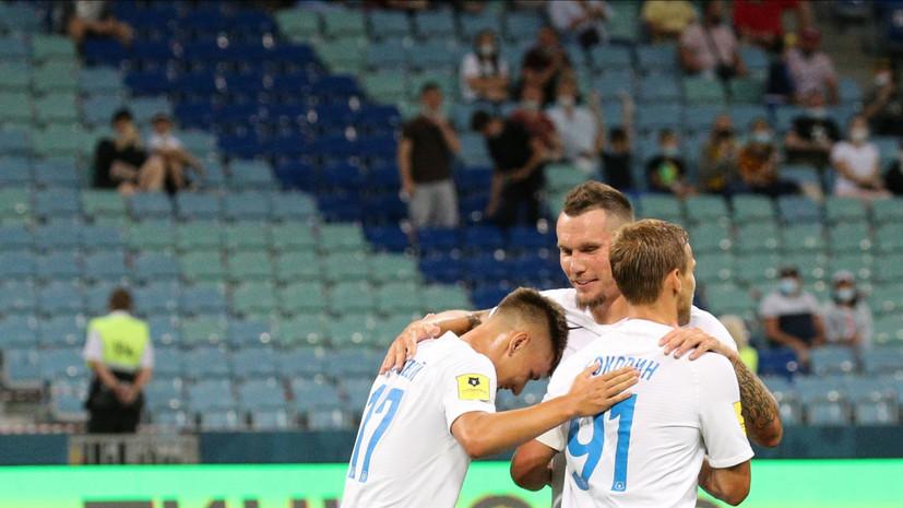 Тренер «Сочи» рассказал, в чём заключается ценность победы над «Ростовом»