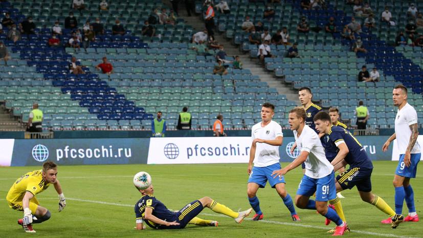 Тренер «Ростова»: как мы можем говорить о чём-то положительном после такого матча