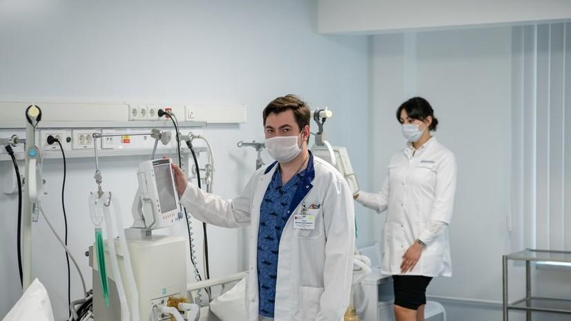 Число случаев заболевания коронавирусом в Мексике достигло 170 485