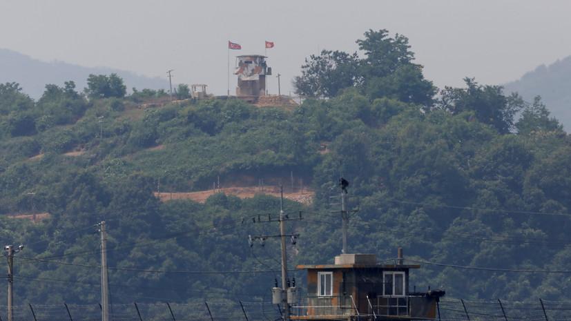 КНДР начала подготовку агитационной войны против Южной Кореи