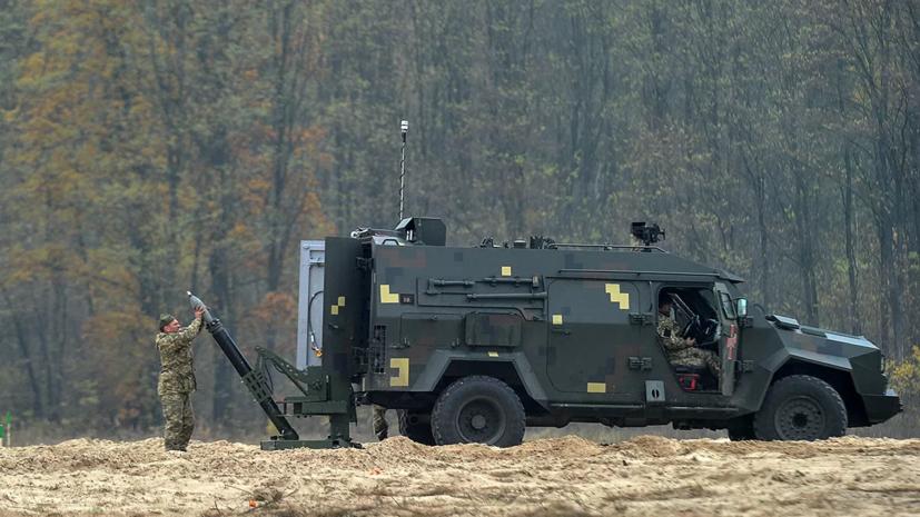 СМИ сообщили о небоеспособности новых украинских миномётов