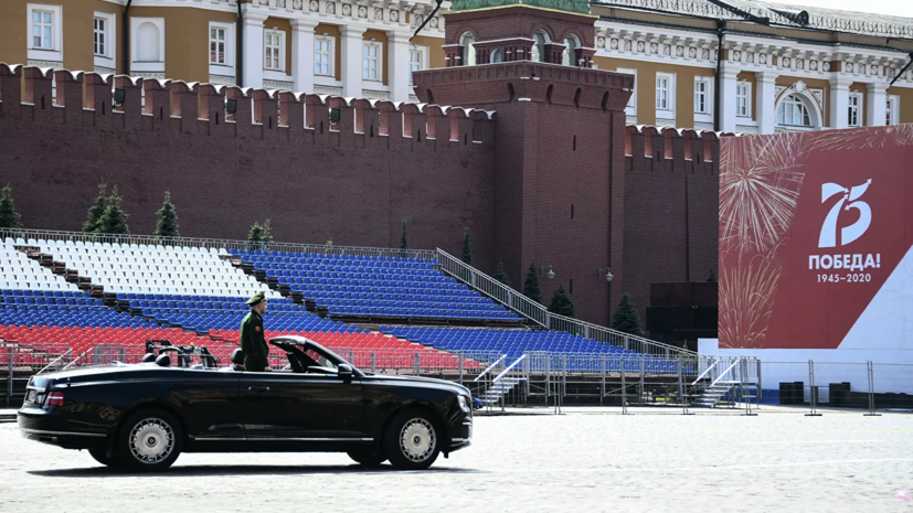 В Кремле объяснили решение о проведении парада 24 июня