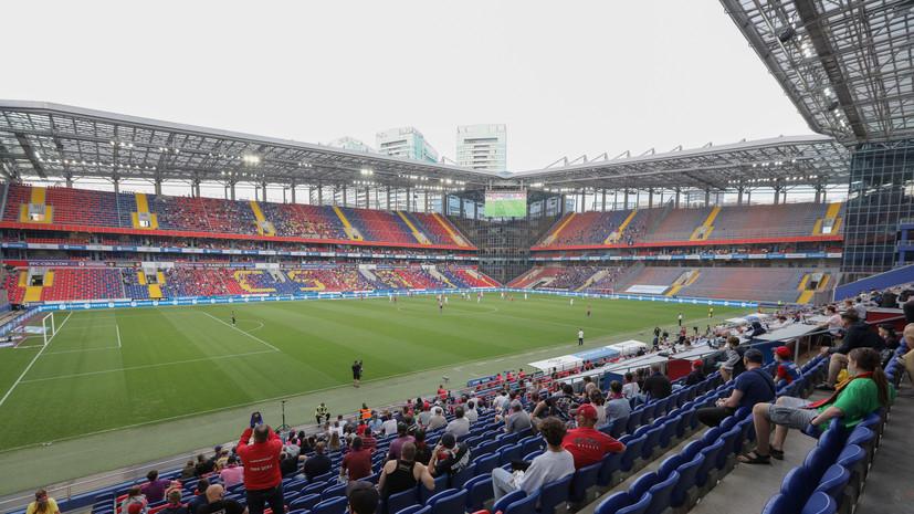 Защитник ЦСКА Магнуссон о поражении от «Зенита»: до перерыва всё было совсем плохо