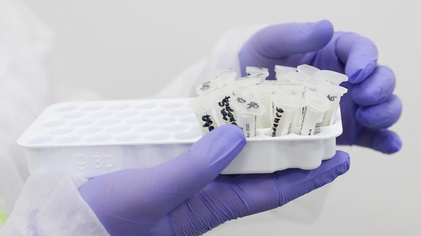 В России проведено почти 17 млн тестов на COVID-19