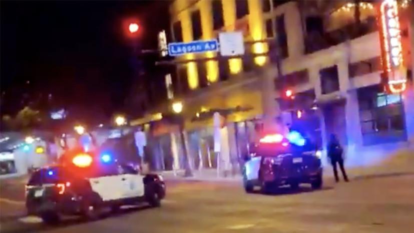 В Миннеаполисе один человек погиб и 11 пострадали при стрельбе