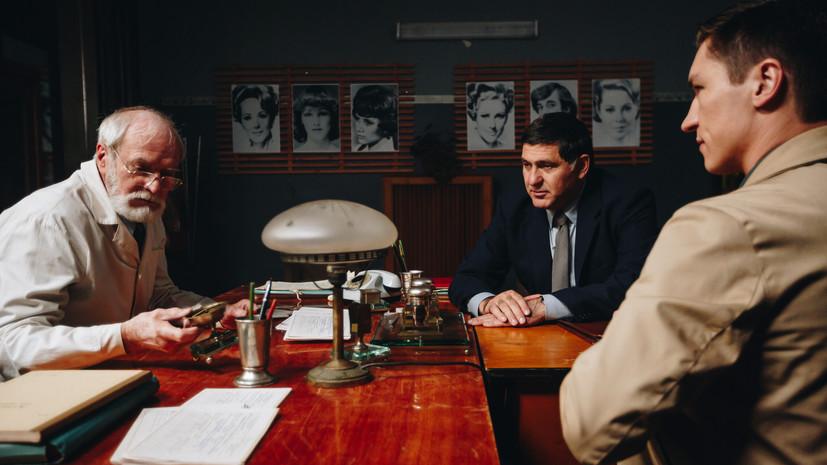 История коллаборациониста: на экраны вышел сериал «Алекс Лютый»