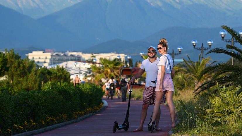 «Безопасный и доступный отдых»: в Ростуризме назвали срок открытия популярных российских турнаправлений