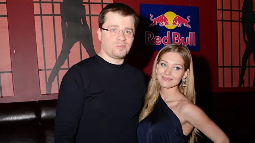 Харламов и Асмус объявили о разводе