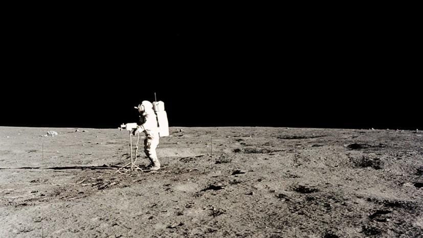 Россия приступила к разработке миссии по высадке космонавтов на Луну