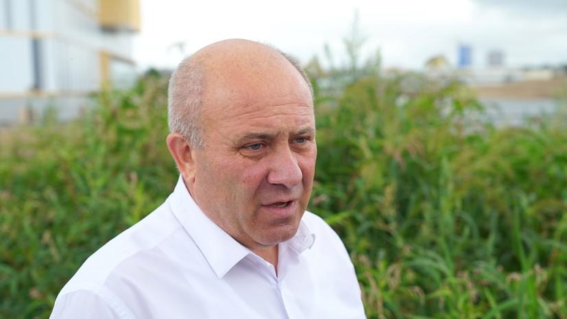 Мэр Хабаровска выписан из больницы после выздоровления от коронавируса