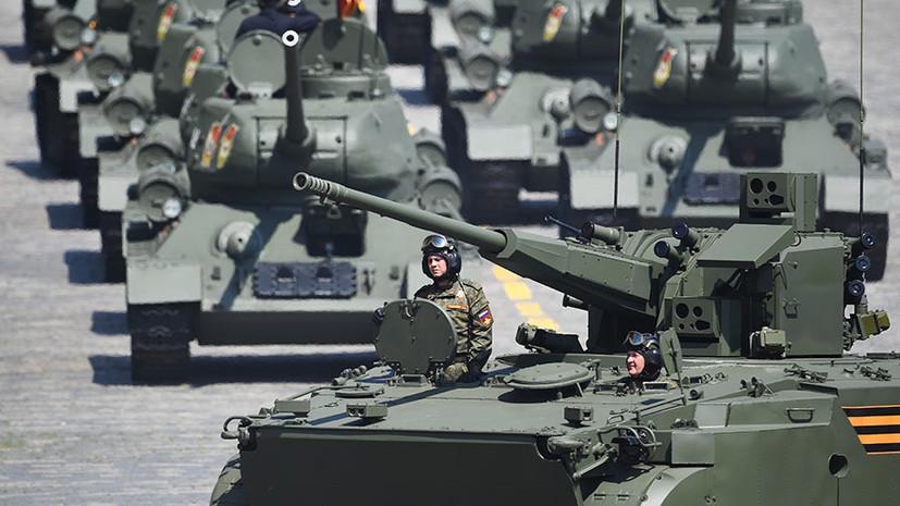 «Для защиты интересов и рубежей»: какая военная техника впервые примет участие в параде Победы