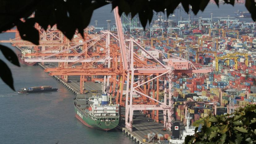 Генконсульство России сообщило о состоянии моряков c судна в Пусане
