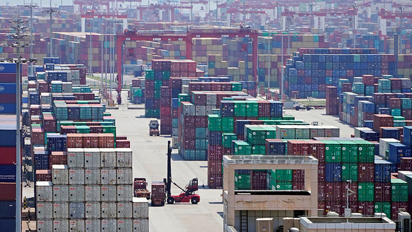 Исторический обвал: почему мировая торговля может столкнуться с крупнейшим за всю историю падением