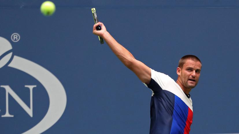 Южный не считает, что возобновление теннисного сезона находится под угрозой