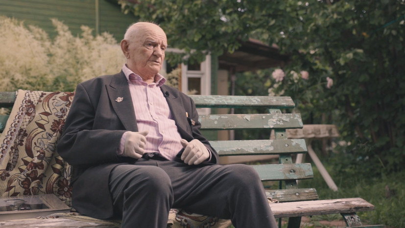 «Нельзя забывать уроки войны»: ветеран Игнат Артёменко — о плене и службе в партизанском отряде