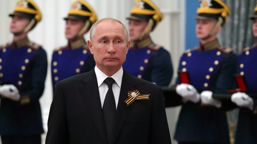 Путин исключил наличие в его окружении тех, кто не верит в Россию