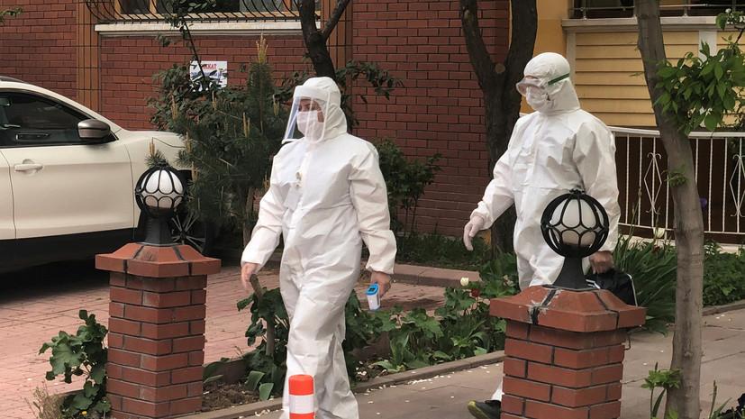 За сутки в Турции выявили почти 1,5 тысячи больных коронавирусом