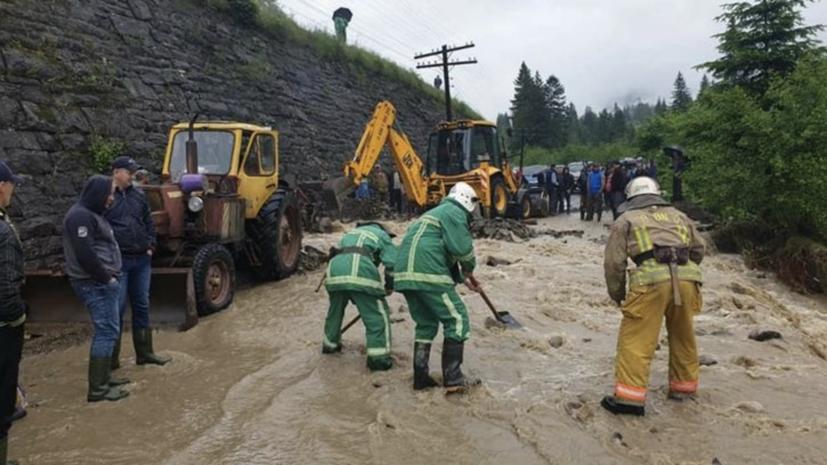 В западных областях Украины дали первые оценки ущербу от наводнений