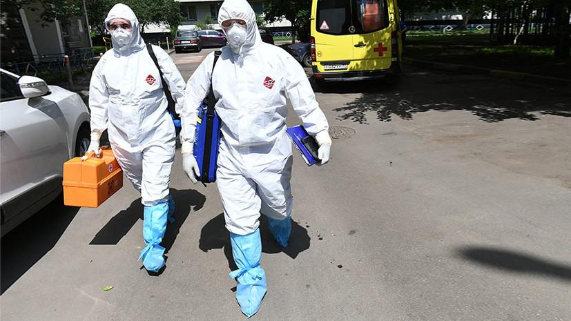 Проведено более 18 млн тестов: в России выявили 7113 новых случаев COVID-19
