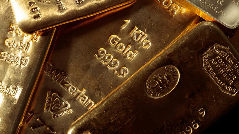 Металлическая защита: почему ухудшение ситуации в мировой экономике вызвало рекордный рост цен на золото