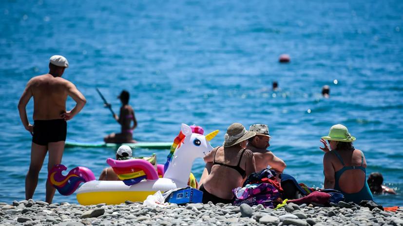 Опрос: 30% россиян готовы отдохнуть на курортах Краснодарского края