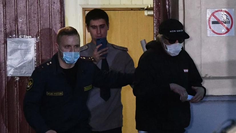 Адвокат: Ефремов готов усыновить детей погибшего в ДТП Захарова