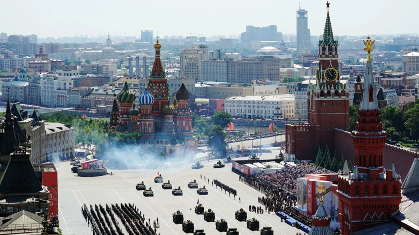 Полковник ВС Индии рассказал о впечатлениях от парада Победы в Москве