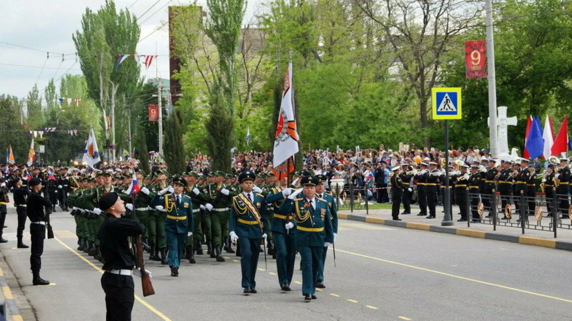 Россия вернёт Украине ноту протеста из-за проведения парада в Крыму