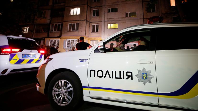 В Харькове неизвестные избили члена украинской партии