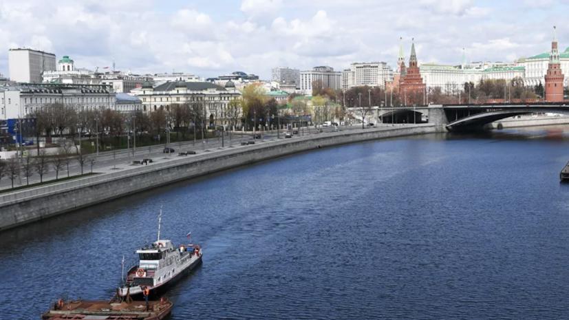 Прокуратура начала проверку из-за инцидента с теплоходом в Москве
