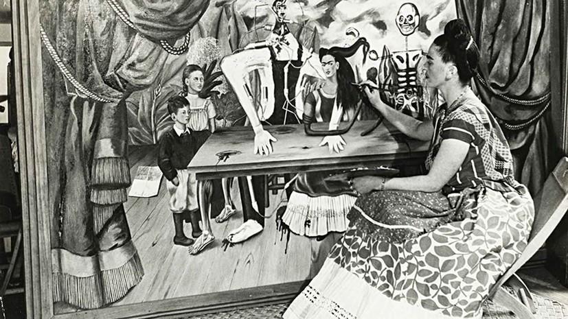 «Раненый стол»: как исчезла картина мексиканской художницы Фриды Кало