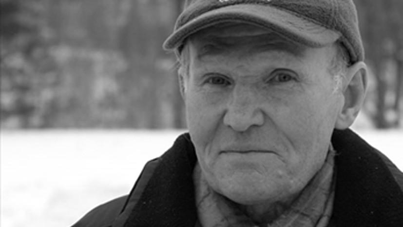 Умер призёр ОИ и ЧМ по лыжам Утробин
