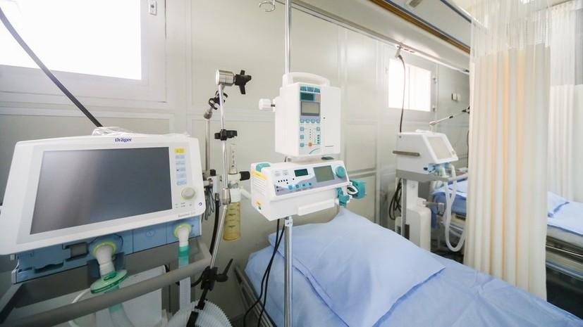 Медучреждения Ленобласти получат ещё 180 аппаратов ИВЛ