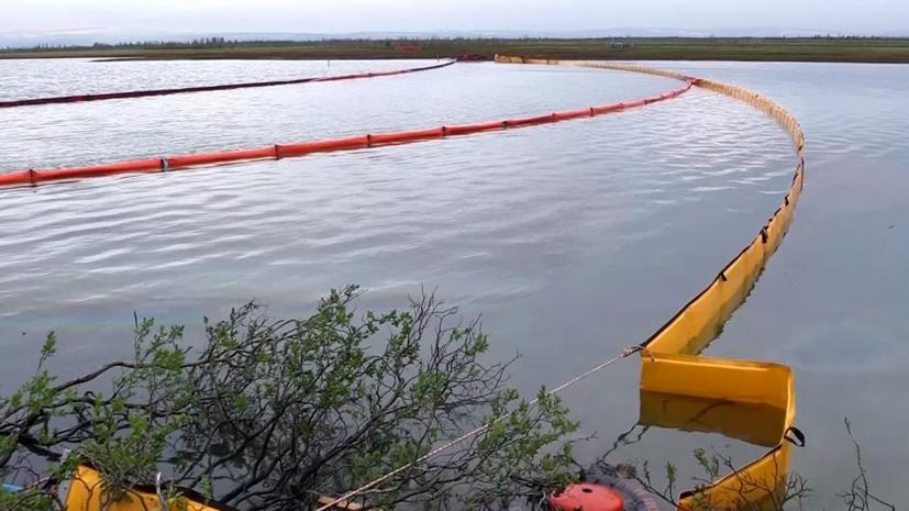 Эколог оценил опасность загрязнений нефтью и нефтепродуктами