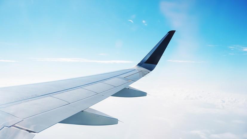 Индия приостановила международное пассажирское авиасообщение