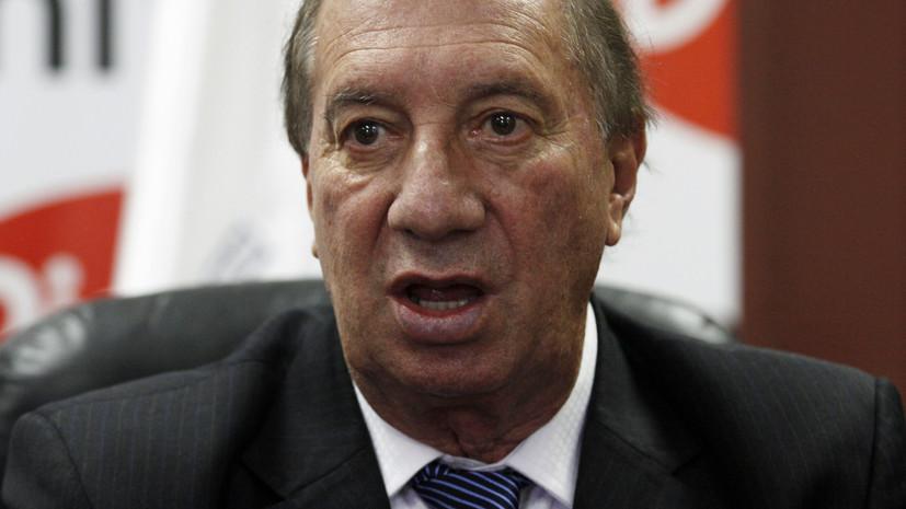 Экс-наставник сборной Аргентины по футболу заболел коронавирусом