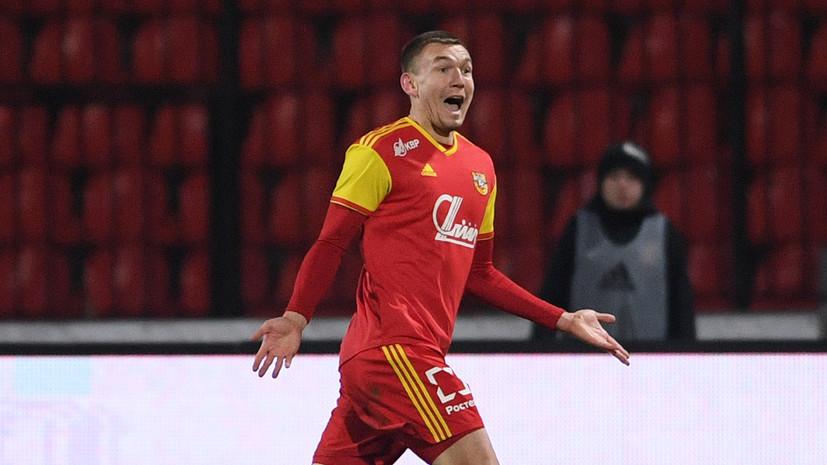 Форвард «Арсенала» Луценко установил рекорд РПЛ по голам головой за один сезон