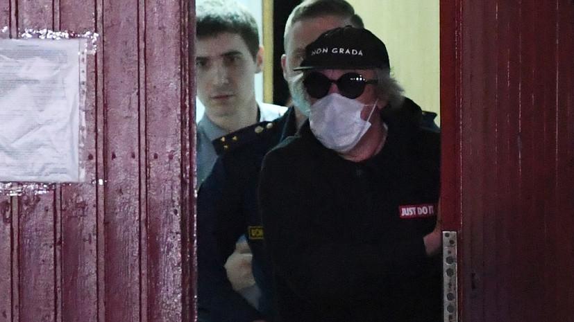 Ефремов сделал политическое заявление