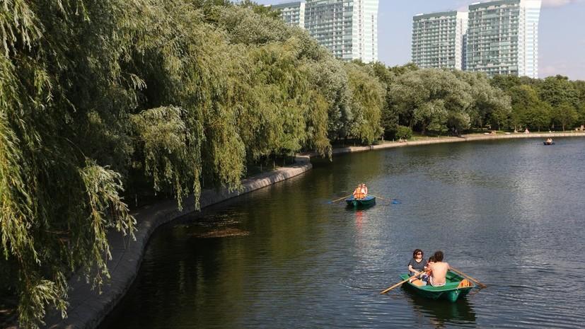 В Москве 28 июня ожидается до +28 °С