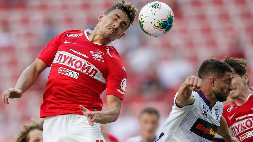 Червиченко похвалил «Спартак» за игру с «Уфой», но согласился с отменой голов красно-белых