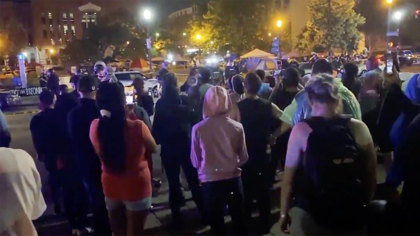 Полиция заявила о гибели подозреваемого в стрельбе в Калифорнии