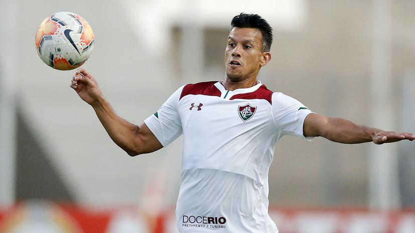 Бразильский футболист выжил после падения в гигантскую пропасть